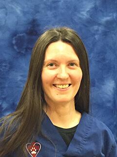 Becky – Certified Veterinary Technician